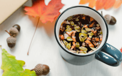 Warm Up & Enjoy Our New Relaxation Tea!