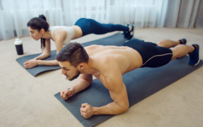 Creating A Home Workout To Maintain Wellness